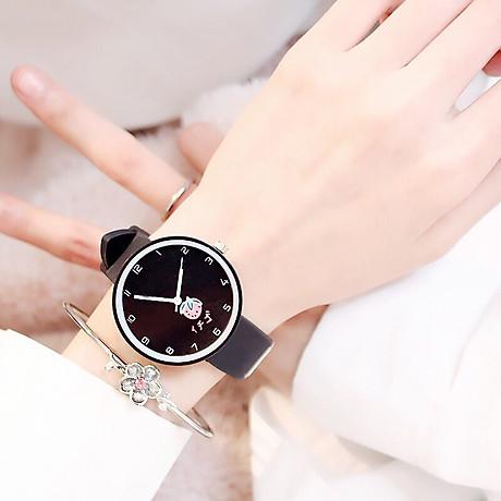 Đồng hồ nữ trái dâu Nhật Bản 4 màu thời trang 5