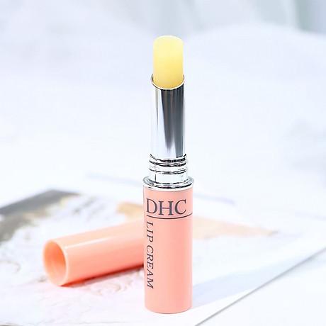 Son dưỡng môi DHC Lip Cream (Nhập khẩu) - 1,5g 2