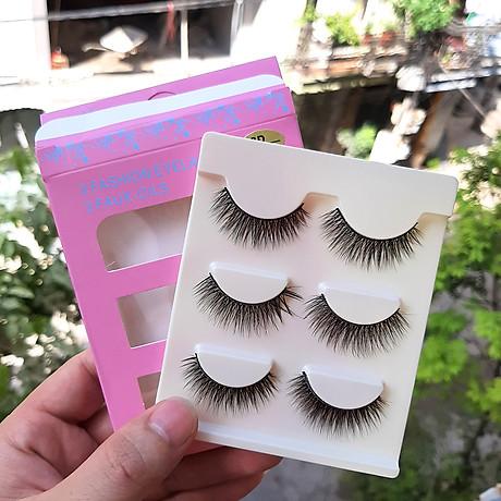 Mi giả 3 Fashion Eyelashes 3 Faux - Cils (kiểu mi 3D A01) 4