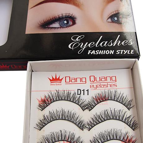 Mi giả Eyelashes Fashion Style 10 cặp (Số C9) 8