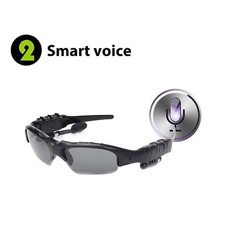 Mắt Kính Kiêm Tai Nghe Bluetooth Có Mic 2