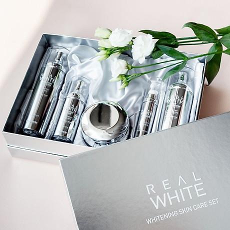 Sữa Dưỡng Trắng Da Hàn Quốc Real White Soft Lotion 120ml 2
