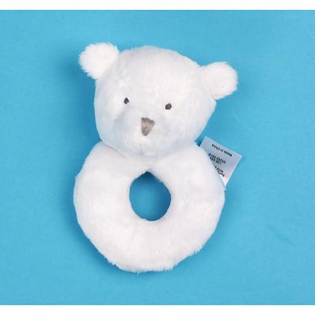 Lục lạc hình gấu trắng dễ thương cho bé 1