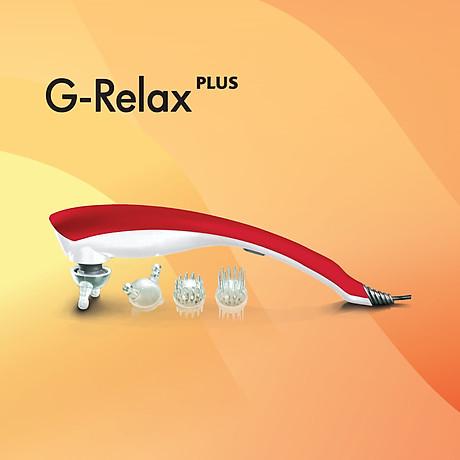 Máy Massage Cầm Tay GINTELL - G-Relax PLUS Chính Hãng 1