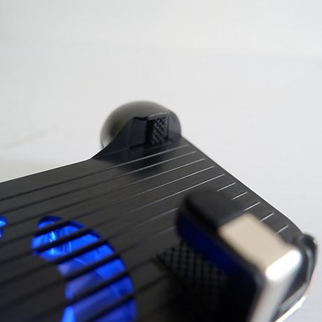 Tay cầm chơi game có quạt tản nhiệt kiêm Pin sạc dự phòng dung lượng 4000mAh 6