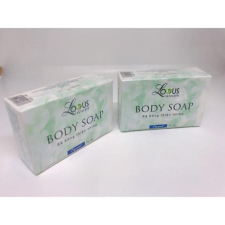 XÀ BÔNG BODY SOAP LOOUS 70G - TRÀM 2