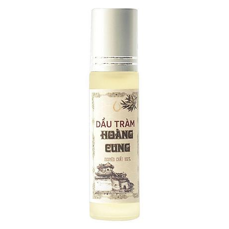 Bộ 4 chai tinh dầu tràm Huế - dầu tràm Hoàng Cung 10ml (chai lăn) 3