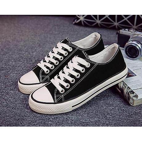 Giày Sneaker Vải Thể Thao Unisex CV9 Năng Động, Sành Điệu 8