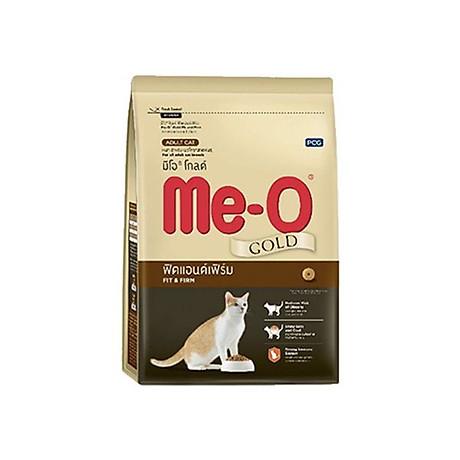 Thức ăn cho mèo ít vận động Me-o Gold Fit and Firm 1