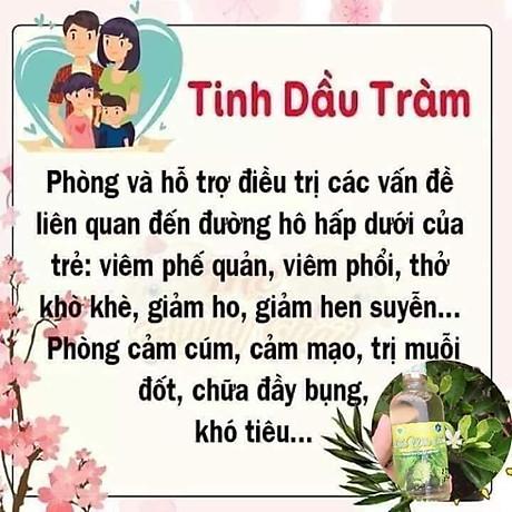 TINH DẦU TRÀM NGUYÊN CHẤT MẸ KEN-Chai 50ml 3