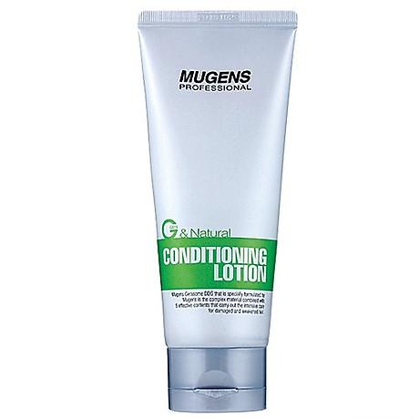 Xả khô dưỡng và tạo kiểu tóc mugens conditioning lotion 100ml 1