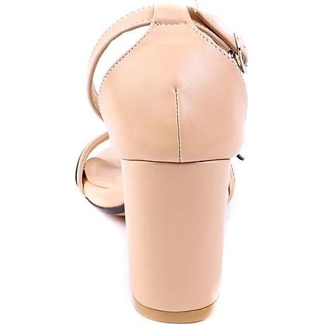Giaỳ sandal Mozy đế vuông quai khóa MZSD034 4