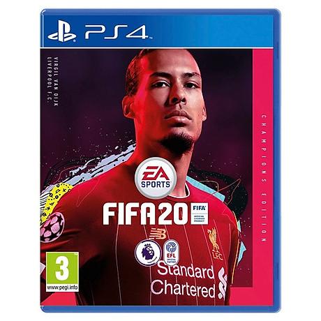 Game Ps4 FIFA 20 Champions Edition PS4-Hàng Nhập Khẩu 1
