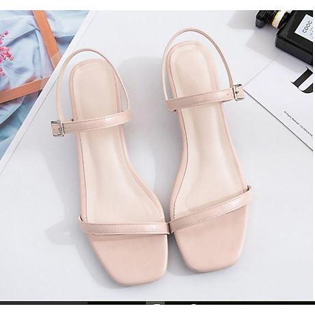 Giày sandals quai mảnh A03 2
