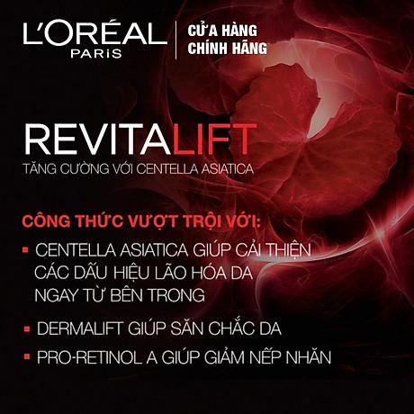 Sữa Rửa Mặt Săn Chắc Da L Oreal Revitalift - 100ml 5