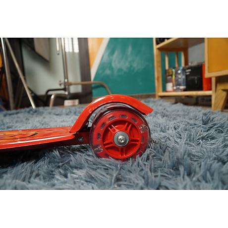 Xe trượt scooter ba bánh phát sáng nhiều màu, gấp gọn ,dễ dàng mang theo cho bé vận động 3