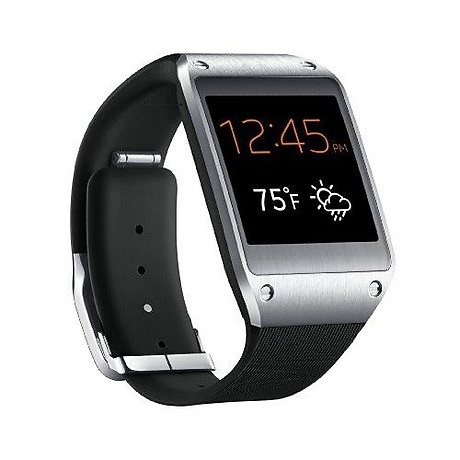 Samsung Galaxy Gear Smartwatch- Retail Packaging - Lime Green (Discontinued by Manufacturer) 1