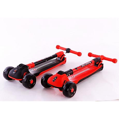 Xe Trượt Scooter 3 Bánh Cho Bé - Kiểu mới ( Giao Ngẫu Nhiên Mẫu) 3