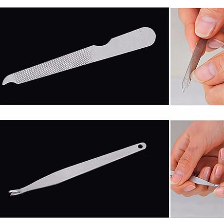 Bộ kiềm cắt móng 12 món cao cấp mini 4