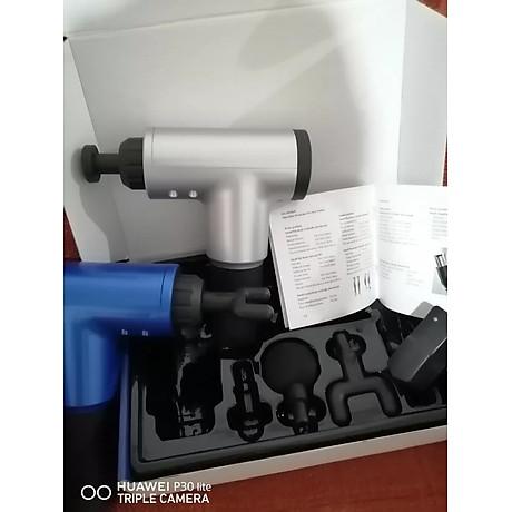 Súng Massage Fascial Gun KH-320 3