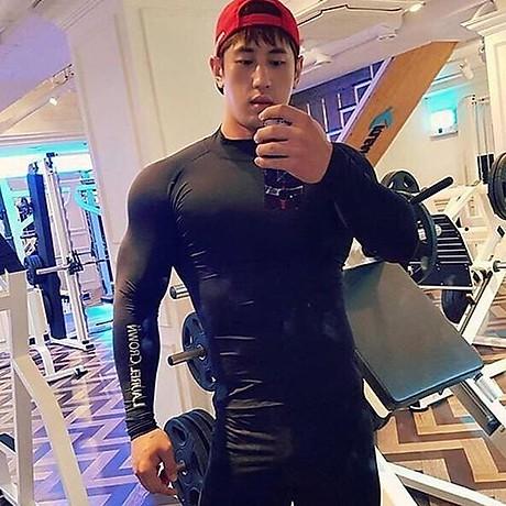 Áo Ngắn Tay Tập Gym Nam - Hàng Siêu Cấp 1