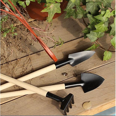 Bộ Dụng Cụ Làm Vườn Mini 3 Món Siêu Tiện Dụng 4