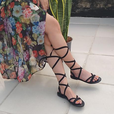 Giày sandal dây dài chiến binh 2