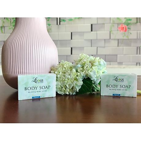 XÀ BÔNG BODY SOAP LOOUS 70G - TRÀM 4