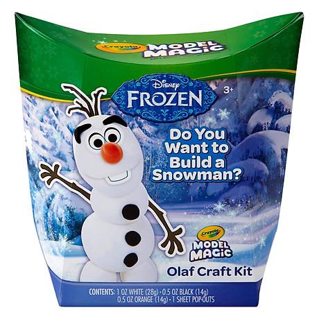 Cát Nặn Tạo Hình Frozen Olaf Crayola 576002A000 1