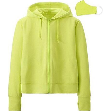 Áo chống nắng cotton mát mịn + khẩu trang (Màu Ngẫu Nhiên) 7