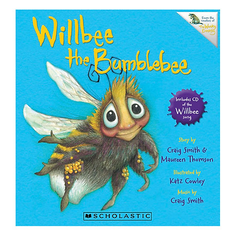 Willbee The Bumblebee (With CD) 1