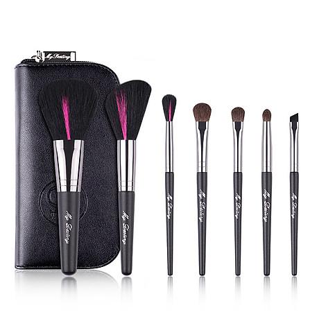 Bô co trang điê m ca nhân 7 cây Mydestiny 7 Pcs Pro Makeup Brush Set 1