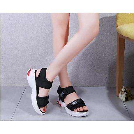 Giày Sandal nữ quai dán cá tính, năng động - SD69 7