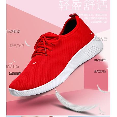 Giày độn thể thao nữ buộc dây full size full box size chuẩn kèm ảnh thật size 35 đến 39 V127 5