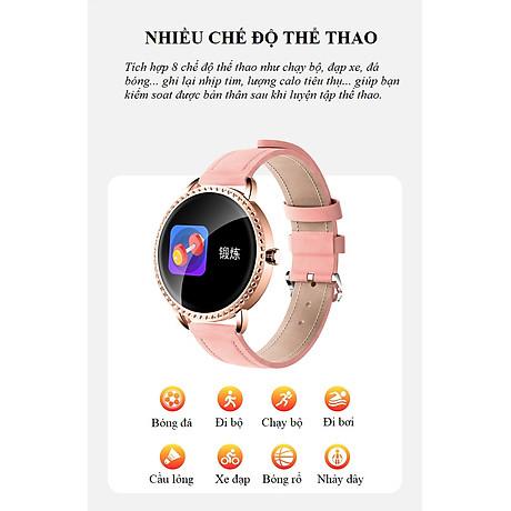Đồng hồ kết nối bluetooth đa năng 1508 - Sản phẩm công nghệ 5