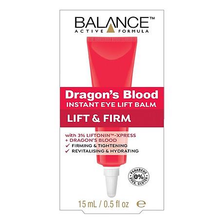 Kem Trị Thâm Mắt Balance Active Formula Dragons Blood Eye Lift Balm (15ml) 1