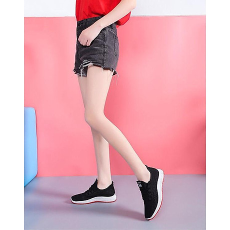 Giày vải nữ thoáng khí kiểu dáng thời trang cho nữ - SB97 3