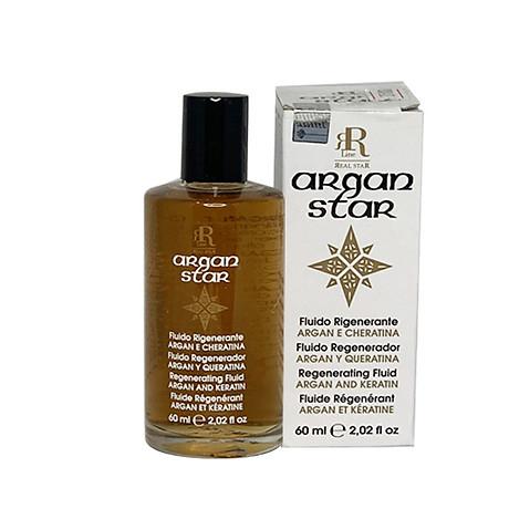 Tinh Dầu Regenerating Fluid Argan And Keratin 1