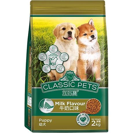 Thức ăn khô cho chó trưởng thành Classic Pets vị thịt bò 2