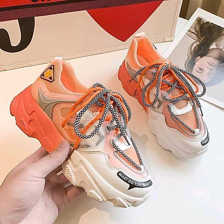 Giày Sneaker Nữ Hot Trend Ulzzag 1