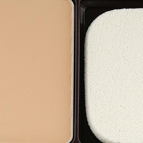 Phấn nền sáng da Naris Ailus WH Beauty Powder Foundation Nhật Bản 10g + Móc khóa 3