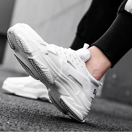 Giày thể thao sneaker nam nữ đế cao siêu nhẹ phong cách Hàn Quốc 3