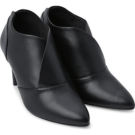 Giày Boot Nữ Cổ Thấp Rosata RO35 - Đen 5