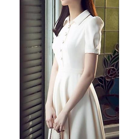 Đầm Nữ Vintage Cổ Sơ Mi Misa Fashion MS320 2