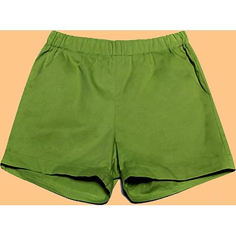 Quần shorts nữ chất liệu cao cấp thoáng mát 166 6