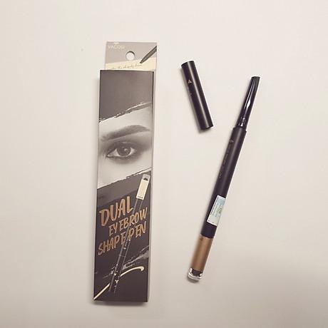 Chì Kẻ Mày Định Hình Đa Năng Vacosi Dual Eyebrow Shape Pen 4