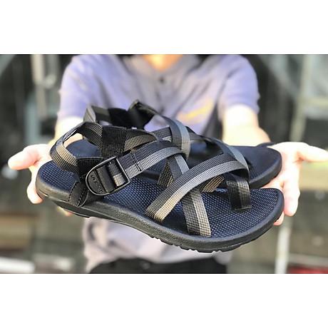 Giày Sandal Nữ Kiểu Xỏ Ngón Đế Cao 1.5cm 1