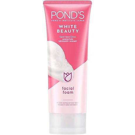 Sữa Rửa Mặt Làm Sáng Da Pond s White Beauty (100g) 2
