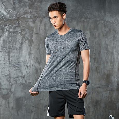 Bộ quần áo thể thao nam co giãn 4 chiều phiên bản Hàn Quốc mã QA.H-193 8