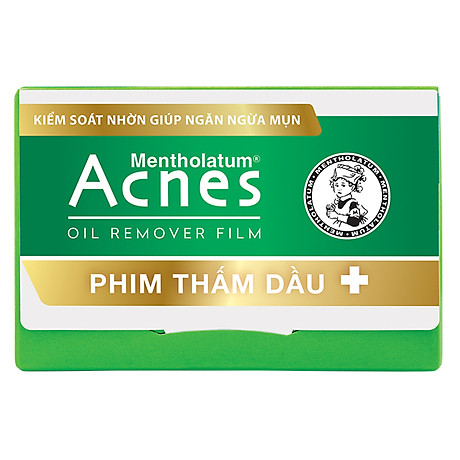 Phim Thấm Dầu Acnes Oil Remover Film (50 Tờ) 2